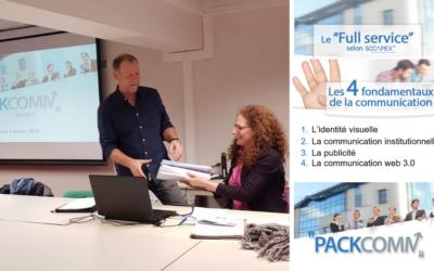 Pack' Comm, un concept de communication à la carte