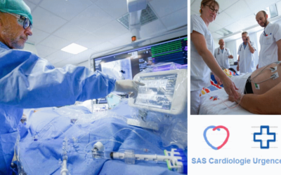 Service cardiologie Clinique de l'Europe
